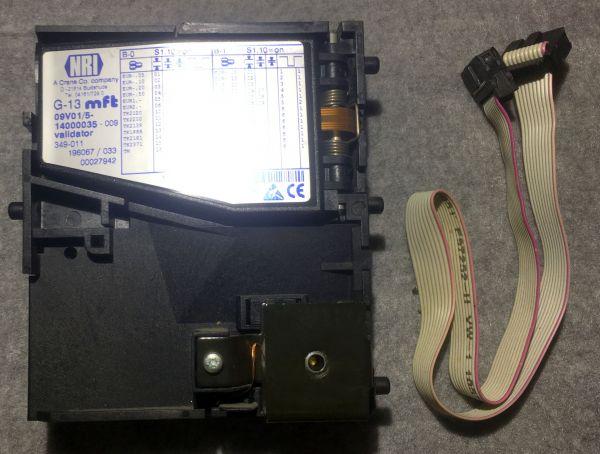 NRI G13-mft/Validator (Neuware)