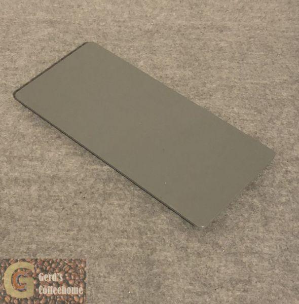 Deckel Produktbehälter Breit Grau