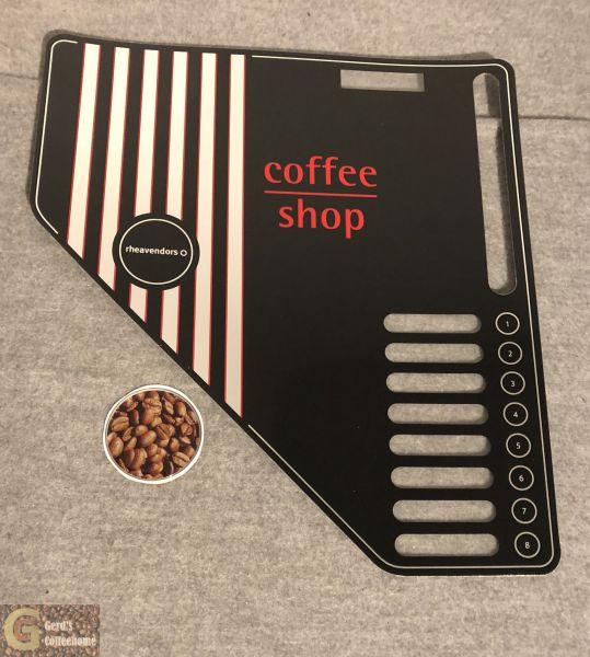 Paneele XS Coffe Shop