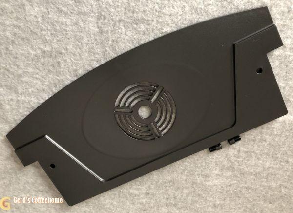Deckel Tropfschale Schwarz IC