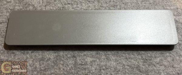 Deckel Produktbehälter Schmal Grau