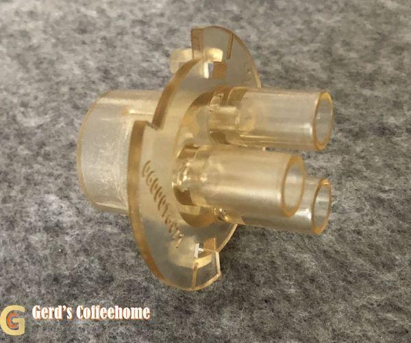 Auslaufstutzen 3er Boiler XS SM