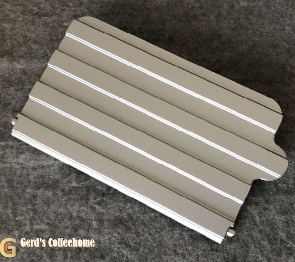 Deckel Wasserzufuhr Grau IC