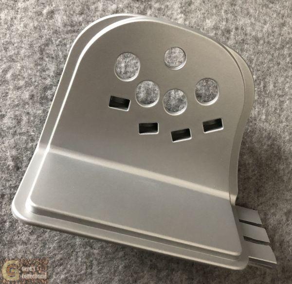Schlauchhalterung Grau IC