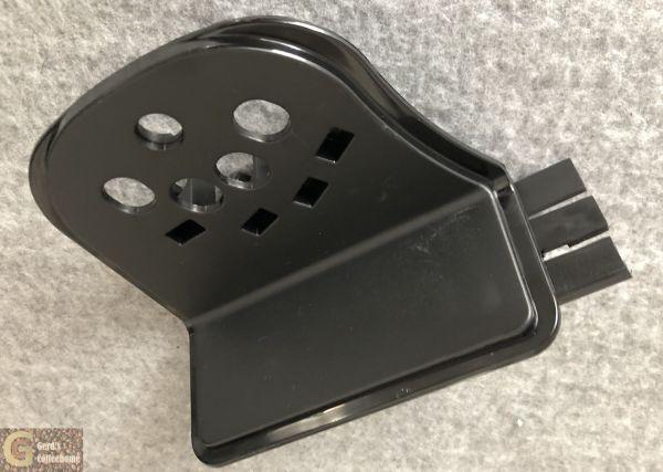 Schlauchhalterung Schwarz IC