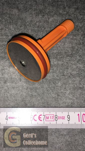 Stempel kpl. oben Mikrobrüher 9 g