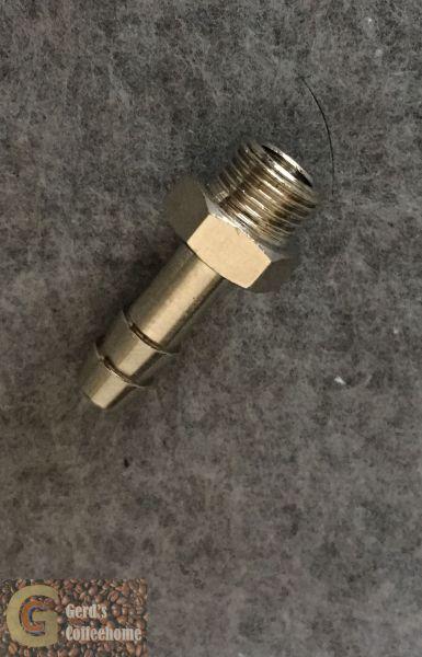 """Verschraubung 1/8"""" AG - 7 mm Schlauchtülle"""