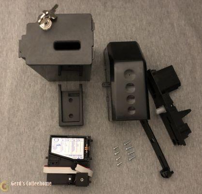 Münzgeräte-Kit G13 XS Grande
